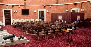 Luxury meeting space - Citadel Inn