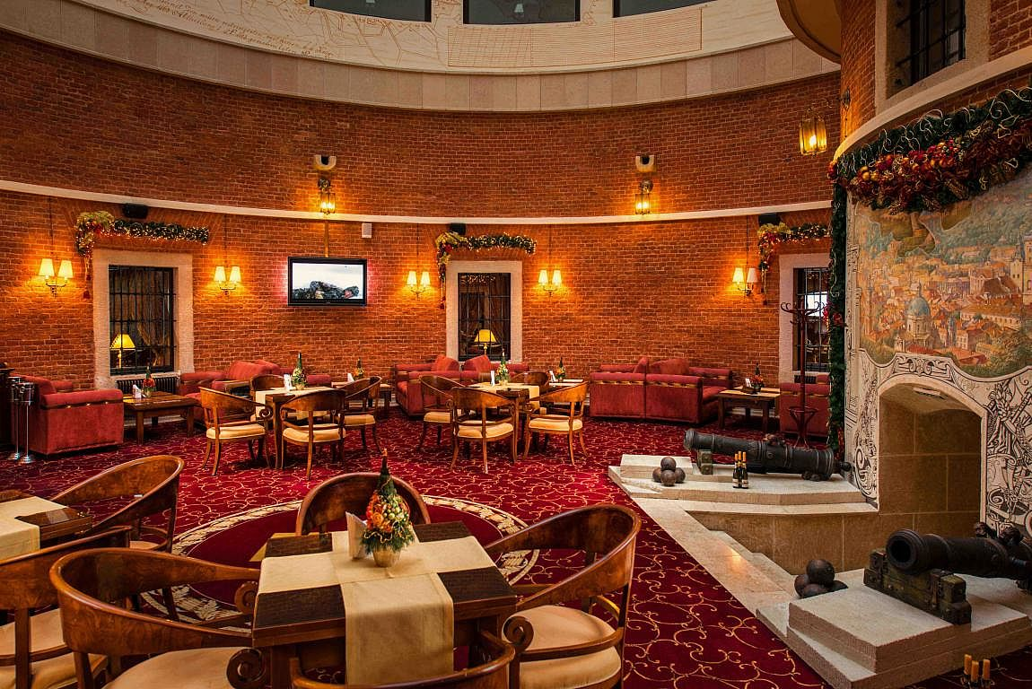 Five star luxury hotel in Lviv - Citadel Inn