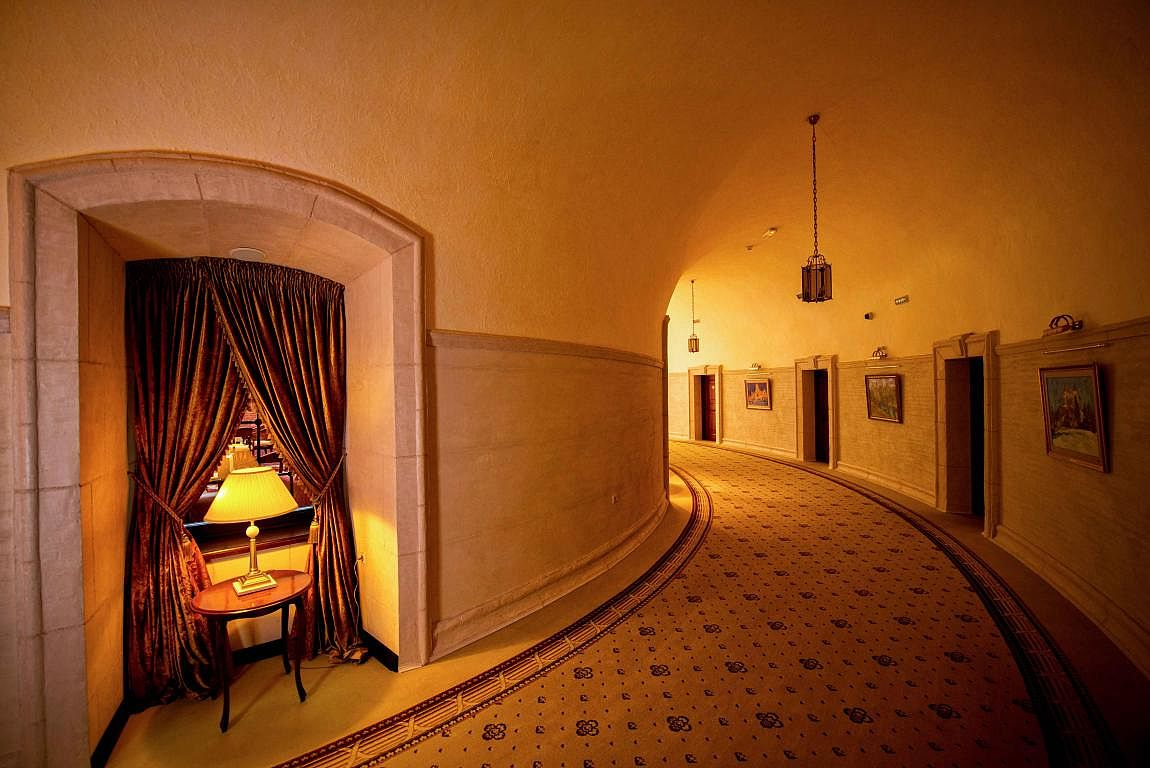 Luxury hotel in city center Lviv- Citadel Inn